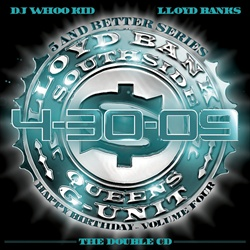 Lloyd Banks 04-30-09 CD 1 Front Cover
