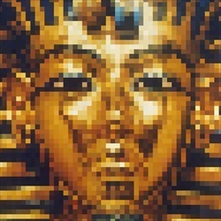 Lupe Fiasco PHARAOH HEIGHT EP Front Cover