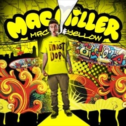 Mac Miller Mac & Yellow Front Cover