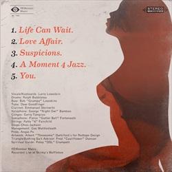 Larry Lovestein (Mac Miller) You EP Back Cover