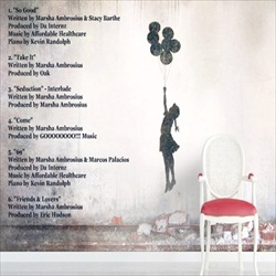 Marsha Ambrosius Fvck&Love Back Cover
