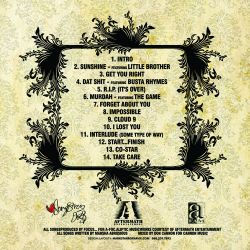 Don Cannon & Marsha Ambrosius Yours Truly Back Cover
