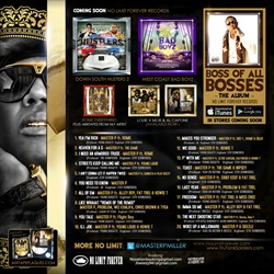 Master P Famous Again Back Cover