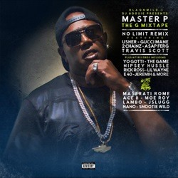 Master P The G Mixtape Front Cover