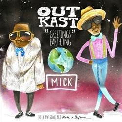 Greetings Earthling: Outkast Rarities & Remixes Thumbnail