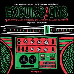 Excursions: Rarities and RMXes of A Tribe Called Quest Thumbnail