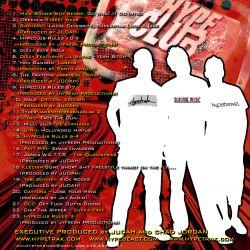 Hypebeast.com, Hypetrak.com, Judah & Mick Boogie The Hype Club Back Cover