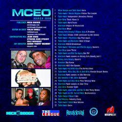 Mick Boogie & Talib Kweli MCEO Back Cover