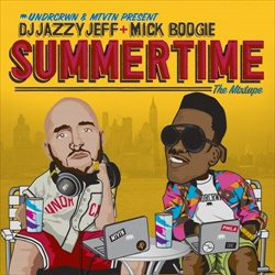 Summertime The Official Mixtape Thumbnail
