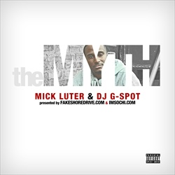 DJ G-Spot & Mick Luter The Myth Front Cover