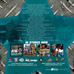 DJ Mr. King Southern Smothered And Covered Pt. 13 Back Cover