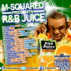 M-Squared R&B Juice Back Cover
