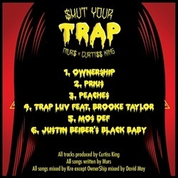 Murs & Curtiss King Shut Your Trap Back Cover