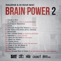 Naledge Brain Power 2 Back Cover