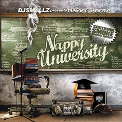DJ Smallz & Nappy Roots Nappy University Front Cover