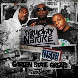 Naughty By Nature Tha Mixtape Front Cover
