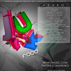Neako Junk Food Back Cover