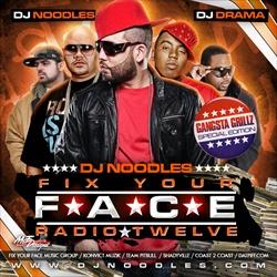 Fix Your Face Radio Vol. 12 Thumbnail