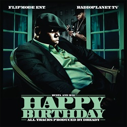 Notorious B.I.G. Happy Birthday Front Cover