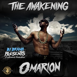 DJ Drama & Omarion The Awakening Front Cover