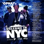 DJ Ophax Welcome In NYC