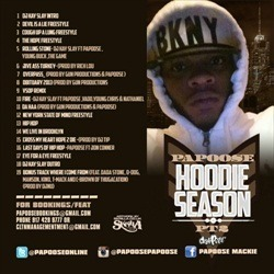 Papoose Hoodie Season Pt 2 Back Cover
