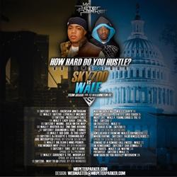 Mr. Peter Parker How Hard Do You Hustle Vol. 4: Skyzoo VS Wale Back Cover