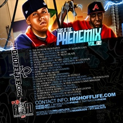 Dub Floyd & Phene This Is Phene Mix Vol. 2 Back Cover