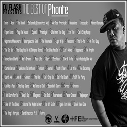 DJ Flash & Phonte The Best of Phonte Back Cover