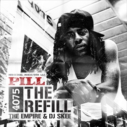 Pill 4075: The Refill Front Cover