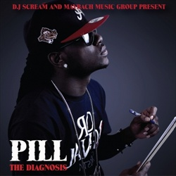 DJ Scream & Pill The Diagnosis Front Cover