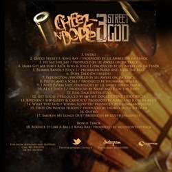 Project Pat Cheez N Dope 3 Back Cover