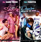 DJ Mami Fresh & DJ Purfiya The Shakedown 'Battle Of The Sexes'