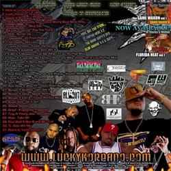 DJ Purfiya Stop Sleepin Vol 3: Respect My Grind Back Cover