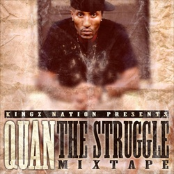 Quan The Struggle Front Cover