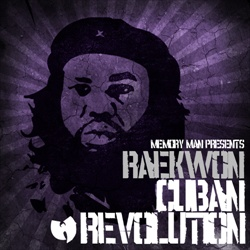 Raekwon Cuban Revolution Front Cover