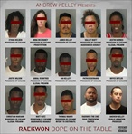 Andrew Kelly & Raekwon Dope On The Table