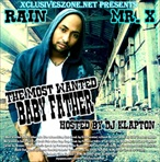 Rain Most Wanted Baby Father