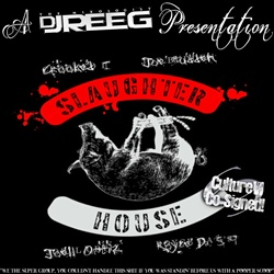 DJ Reeg Slaughter House Front Cover