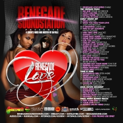 Renegade Soundstation Renegade Love Front Cover