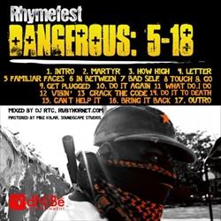 Dangerous 5-18 Mixtape Thumbnail