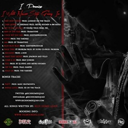 Rich Homie Quan I Will Never Stop Going In Back Cover