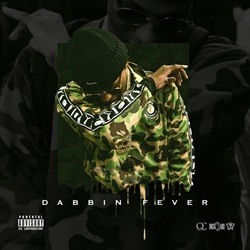 Rich The Kid Dabbin Fever Front Cover