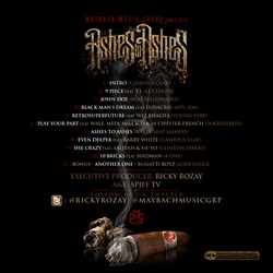 Rick Ross Ashes To Ashes Back Cover