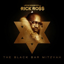 Rick Ross Black Barmitzvah Front Cover