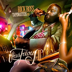 Rick Ross Illustrious 2 Front Cover