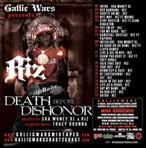 Riz Death Before Dishonor