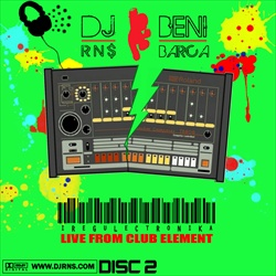 Iregulectronika - Live From Club Element Disc 2 Thumbnail