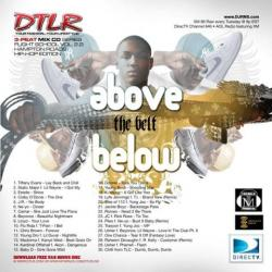 DJ RNS Above The Belt Below Front Cover