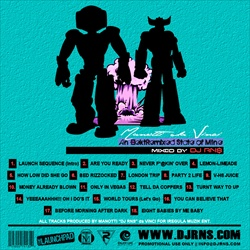 DJ RNS An ElektRemixed State of Mine Back Cover
